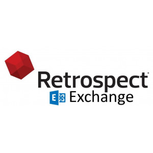 Retrospect 12 Windows pour Exchange - Upgrade Single Server Premium Disk-to-Disk - CSM 1an