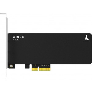 Wings PX1 PCIe x4 adapter for PCIe M.2 SSDs