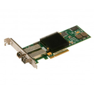 Carte contrôleur fibre - Celerity FC-82EN - Dual Channel 8 Gb/s Fiber Channel LC SF - PCI-Express 8x - inclus transceveir SFP/LC