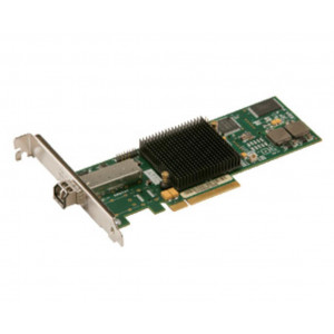 Carte contrôleur fibre - Celerity FC-81EN - Single Channel 8 Gb/s Fiber Channel LC SFP - PCI-Express 8x - inclus transceveir SFP/LC