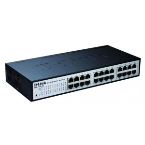 Switch Web managé - D-Link Easy Smart 24 ports 10/100Mbps