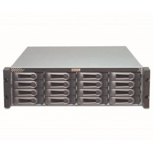 Promise Vtrak JBOD J610S - Dual Controller - 16 x 2TB SATA - SAS 3Gb/s - solution validée Apple - equivalent ref Apple : H1144ZM/A