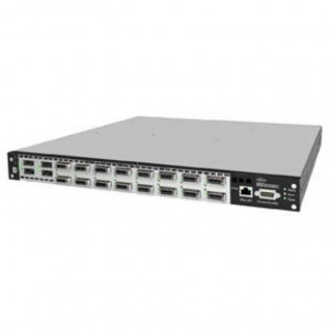Switch 20 Ports (16cx4,4xfp ports) 10 gigas bits Fujitsu Manageable niveau 2