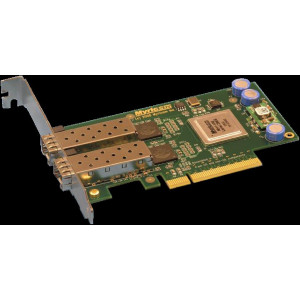 Carte réseau - PCI Express 1 port 10 GBASE T EXPRESS SERVEUR ADAPTER INTEL BASED -SILICOM