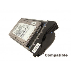 "Disque dur - 3,5"" 600GB - 15Krpm - SAS 6Gbps - Compatible Dell"