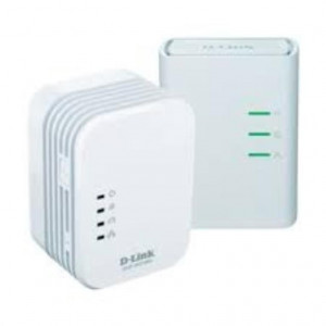 Starter Kit - 2 mini adaptateurs CPL Homeplug 500 AV+ - 1x DHP-W310AV + 1x DHP-308AV