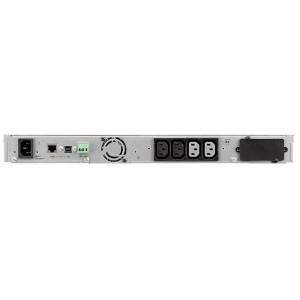 Onduleur Eaton 5P 650I - 650VA - USB/RS232 - Line Interactive rackable 1U