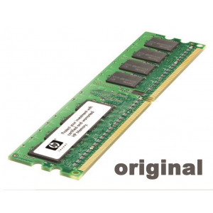 Mémoire RAM 4GB DDR3-1333MHz PC3-10600R-9 - Original HP - Garantie Carepack HP - Neuf