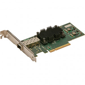 Carte réseau - FastFrame ATTO Single Channel x8 PCIe 2.0 10GbE LC SFP+ SR Interface (low-profile)