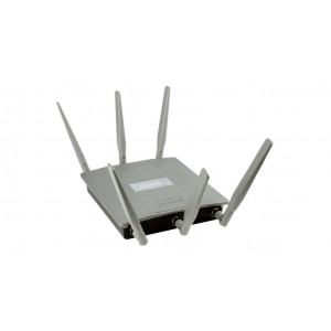 Point d'accès Wireless PoE - Wireless AC1750 Dual-Band simultané - jusqu'à 1750Mbps - 802.11a/b/g/n/ac - 2 ports Lan Gigabit dont 1 PoE+