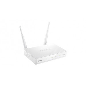 Point d'accès Wireless - D-Link AC1200 Dual-Band simultané - jusqu'à 1200Mbps - 802.11a/b/g/n/ac - 1 port Lan Gigabit