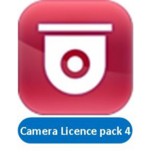 4 license activation keys QNAP -