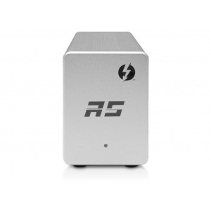 Highpoint RocketStor 6328 - Adaptateur Thunderbolt 2 - 2 ports ThunderBolt2 vers 2 ports externe Mini-SAS SFF-8088 - Mac/Win/Linux/FreeBSD