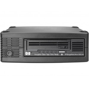 HP StoreEver LTO-5 Ultrium 3000 SAS External Tape