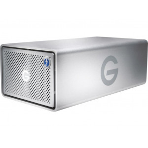 G-TECH G-RAID REMOVABLE 8TB (2x4TB) - Thunderbolt2 & USB3 - RAID0/1&JBOD - ref 0G04086 - Disque SATA 7200 rpm