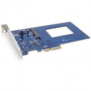 "Accelsior S - ajout HDD / SSD 2,5"" - Compatible Mac/PC - PCI-Express 4x"