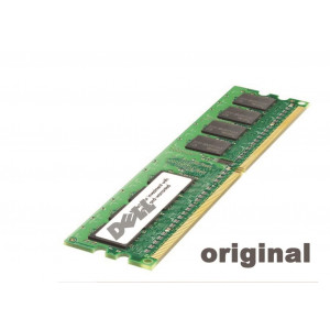 Mémoire Original DELL 2GB DDR2-800MHz PC2-6400E - Original Dell - Garantie Dell - Bulk
