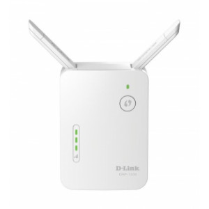 Répéteur Wireless N300 - 1 port 10/100Mbps - 2 antennes - WPS - IEEE 802.11 b/g/n - 300 Mbps