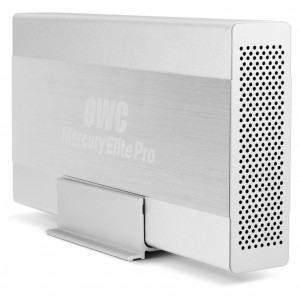 Boîtier externe USB3.0 1xHDD - OWC Mercury Elite Pro with +1 Port USB