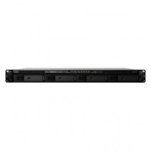 "NAS Synology Rack ( 1U ) RS816 - Boitier nu - 4 baies 3.5""/2.5"" - Simple alimentation"