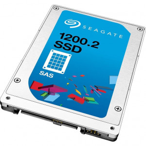 """SSD - 2,5"""" 400GB - 1550/625MBps - SAS 12Gbps - Seagate 1200.2 SSD"""