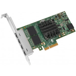 Carte Intel I350-T4 4xGbE BaseT Adapter for Lenovo System x