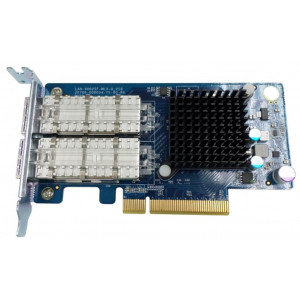 Carte Dual-port 40 Gigabit network adapter, QSFP+ interface