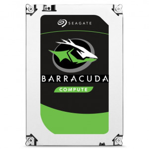 "Disque dur 3,5"" 1TB - 7200rpm - SATA 6Gbps - 64MB - Seagate BarraCuda"