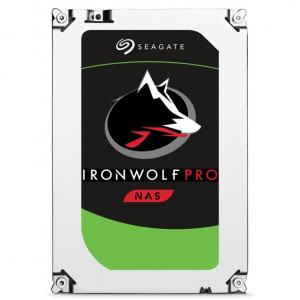 """Disque dur 3,5"""" 8TB - 7200rpm - SATA 6Gbps - 256MB - Seagate IronWolf Pro - 24/7"""