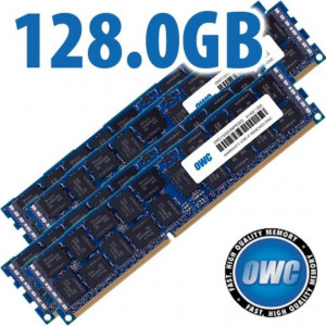 Kit modules RAM 128GB (4x 32GB) PC3-10600 1333MHz DDR3 ECC-R SDRAM - Pour MP fin-13