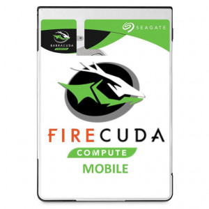 "Disque hybride 2,5"" 500GB - 5400rpm - SATA 6Gbps - 64MB - Seagate FireCuda SSHD 8GB 7mm"
