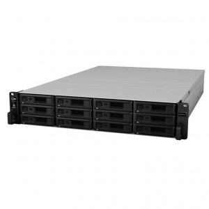 NAS Synology Rack (2 U) RS18017xs+ 12TB (12 x 1 TB) Disque NS