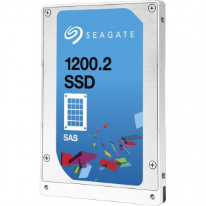 """SSD - 2,5"""" 400GB - 1800/800MBps - SAS 12Gbps - Seagate 1200.2 SSD"""