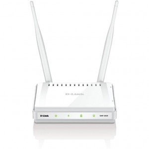 Point d'accès Wireless N 300Mbps - Open Source Linux  - 802.11 b/g/n - 1 port 10/100 - WPS