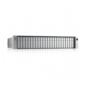 VTrak J5320sS 2U/24 SFF incl. 24x 1TB (24TB) 7200 rpm 12G SFF SAS HDD - Simple controleur - Rails inclus