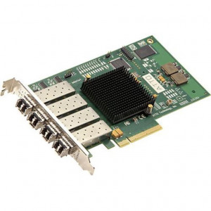 Carte ATTO Celerity 16G-4E 16Gb FC 4Ch. PCIe x8 Gen3.0 Optical SFP+ LC Full Height HBA add PSU & Cooling Req