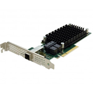 Carte contrôleur - ExpressSAS x8 PCIe Gen3.0 4-Port Ext/8-Port Int 12Gb SAS/SATA Low Profile