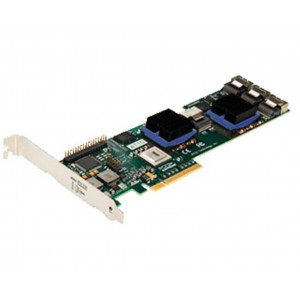 Carte contrôleur - ExpressSAS x8 PCIe Gen2.0 6Gb SAS/SATA 16 Int Port Low Profile