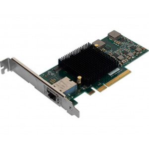 FastFrame Single Channel x8 PCIe Gen2.0 10Gb Ethernet NIC Low Profile RJ45 Interface