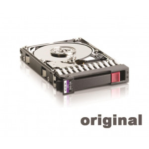"Disque dur - 3,5"" 300GB - 15Krpm - Ultra320 SCSI - Original HP - Garantie Carepack HP - Bulk"