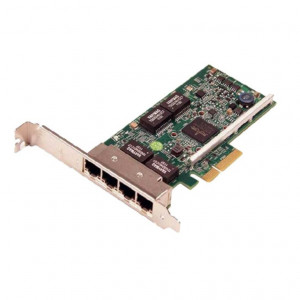 DELL -Dell Broadcom 5719 QP 1Gb Network- Neuf