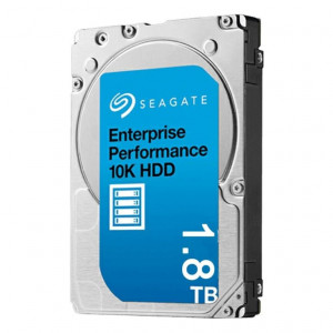 "Disque dur 2,5"" 1.8TB - 10Krpm - SAS 12Gbps - 256MB - Seagate Enterprise Performance 10K - 24/7"
