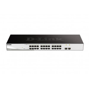 Smart+ 24 ports Gigabit + 2 ports SFP