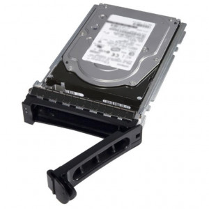 Dell Harddrive 600GB SAS 6Gbps 15Krpm - Reconditionné