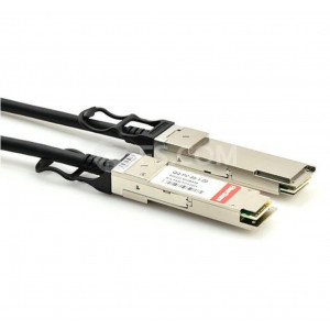 Cordon TWINAX 40Gb/s QSFP+ Direct Attach 0,5 Mètres