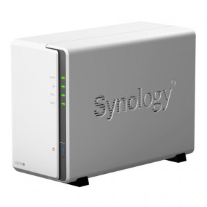 NAS Synology Tour DS218j Boitier nu