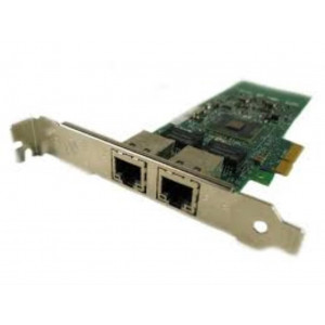 DELL 1GBS 2-PORT INTEL 100/1000 PCI-E. EAN: 5712505015193- Reconditionné