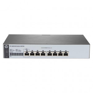HPE 1820-8G - Switch - Managed - 8 x 10/100/1000 - desktop, rack-mountable Reconditionné