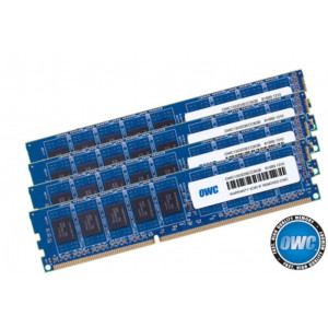Kit modules RAM 32GB (4x 8GB) PC3-10600 1333MHz DDR3 ECC - Pour MP deb-2009/mi-2012 compatibles