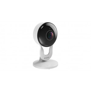 Caméra mydlink Full HD Wi-Fi - 2MPx - H.264 - Angle de 137° - Configuration via Bluetooth 4.0